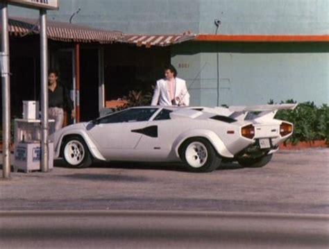 Lamborghini Countach Miami Vice Miami Vice