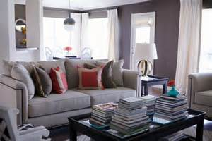 Colors To Paint Living Room By Nate Brown Paint Colors Transitional Living Room
