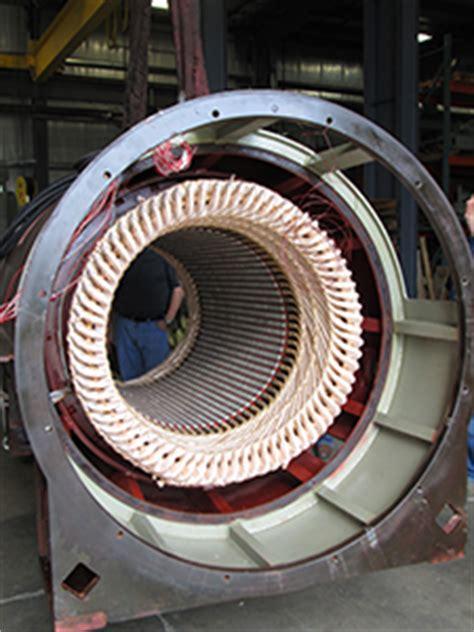 high voltage electric motor testing inman electric motors high voltage rewinding