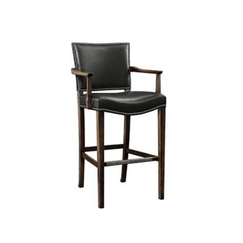 Hickory Chair Madigan Backless Counter Stool by Hickory Chair 5750 05 Archive Madigan Backless Stool