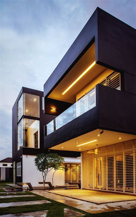 Home Exterior Design Malaysia by Interesting House Exterior Design In Kulai Malaysia