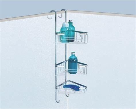 The Door Shower Caddy by The Door Corner Shower Basket 13
