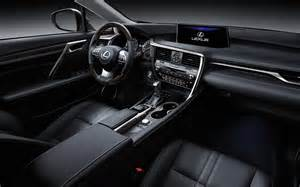 the 2016 lexus rx 450h seamlessly combines luxury and