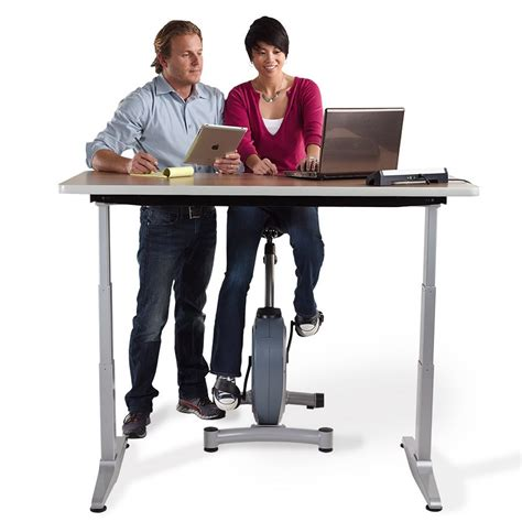 desk cycle weight loss desk bike exercise at your desk lifespan workplace