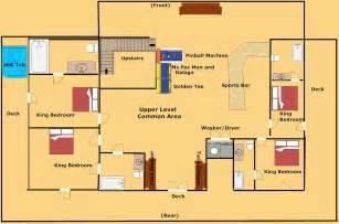 Buckingham Palace Floor Plan pigeon forge cabin buckingham palace 9 bedroom sleeps 28