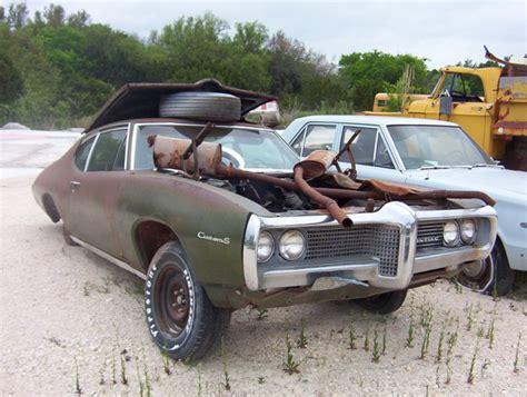 pontiac junk yards junkyard amcarguide american car guide