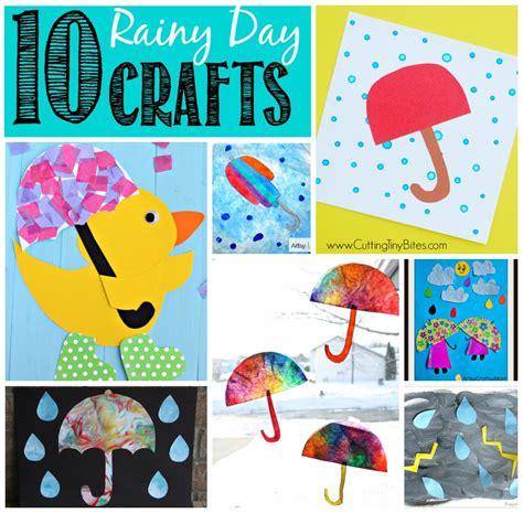 craft activities 10 rainy day crafts