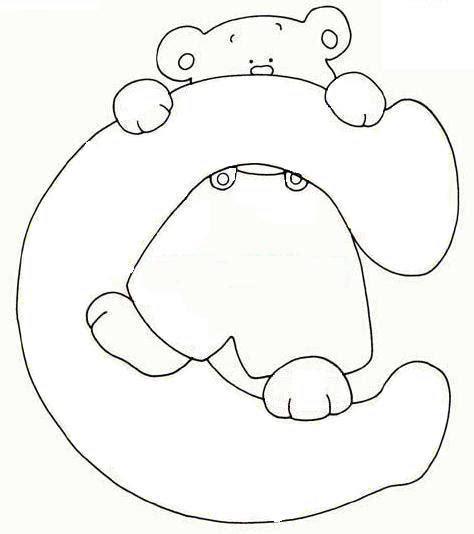 lettere alfabeto con disegni per bambini alfabeto orsetto disegni per bambini da colorare
