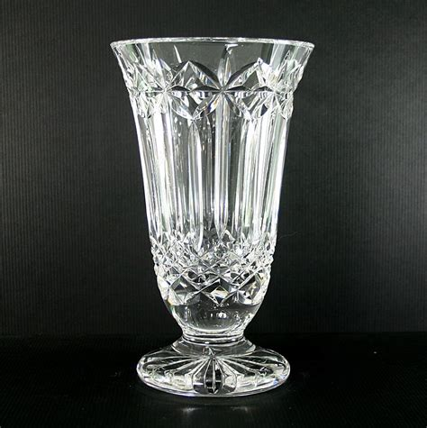 Waterford Vases Discontinued Waterford Starburst Flower Vase