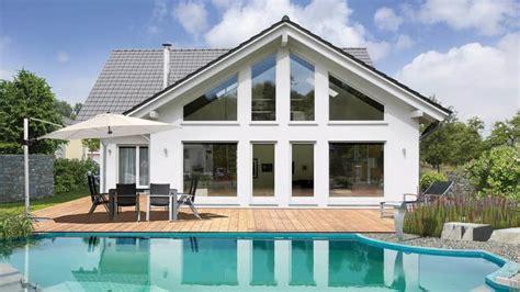 Einfamilienhaus Glasfassade by Fingerhut Musterhaus Z 106 20 In K 246 Ln