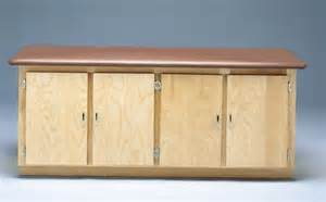 sports medicine cabinet tables