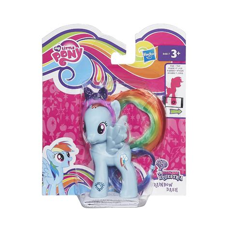 My Pony Friendship Is my pony friendship is magic pony figure assortment