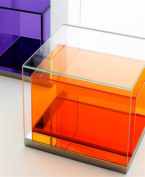 designboom philippe starck philippe starck places a boxinbox for glas italia