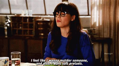 new girl pms gif find & share on giphy