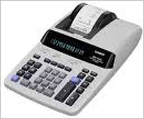 Paket Casio Hr 8tm Baterai Kalkulator Calculator Printing 1