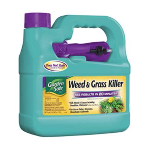Garden Killer by Shop Garden Safe 64 Oz Garden Safe And Grass Killer