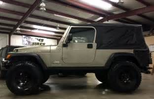 Jeep Wrangler Lj Unlimited 2006 Jeep Wrangler Lifted For Sale 99 Used Cars From 500