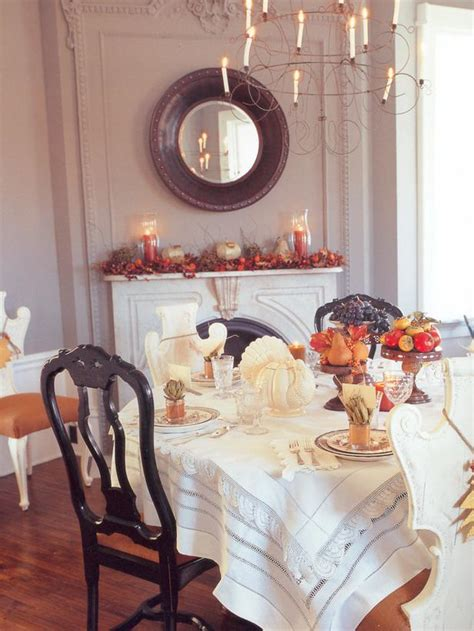 Thanksgiving Home Decor Ideas by 2011 Thanksgiving Decor And Decorating Ideas For The Home