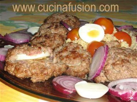 cucina egiziana ricetta fotografata kofta
