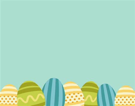 template powerpoint easter simple easter background hq free download 9713