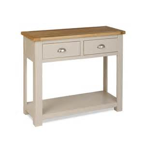 Grey Console Table Hstead Grey 2 Drawer Console Table Including Free