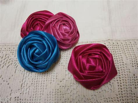 fiori di stoffa come si fanno come fare di stoffa bricolage fiori di stoffa fai
