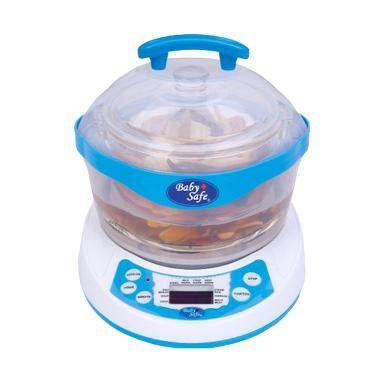Dijamin Baby Safe Lb317 Bottle Express Steam Steeilizer jual perlengkapan makan bayi harga menarik blibli