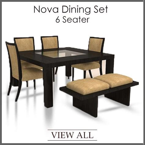 Dining Table Sets For 20 20 Inspirations 6 Seat Dining Table Sets Dining Room Ideas