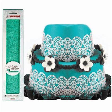 Magic Decor Pavoni Magic Decor Original Silicone Cake Lace