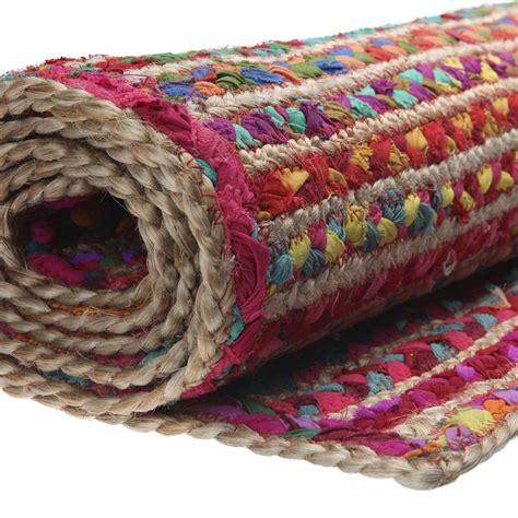 teppich aus stoffresten die besten 17 ideen zu flickenteppiche h 228 keln auf