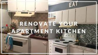 apartment kitchen makeover apartment kitchen makeover on a budget diy