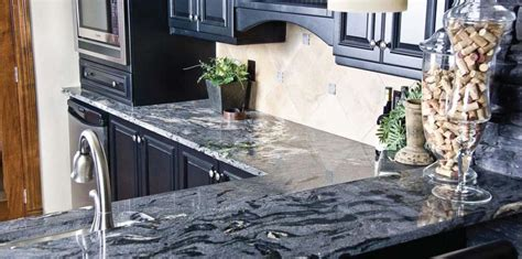 Installing Kitchen Island Granite Countertops Calgary Quartz Dauter Stone Inc