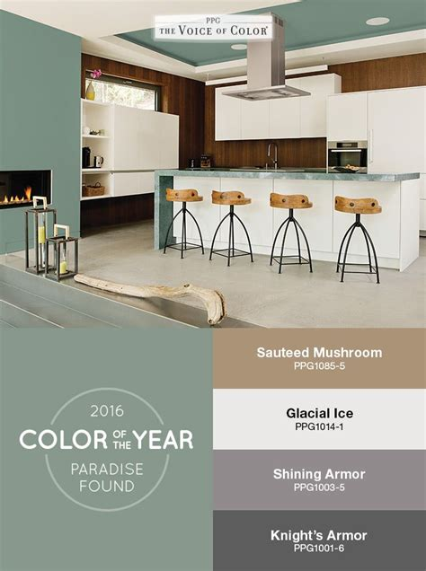 17 images about 2016 paint color of the year paradise found on paint colors