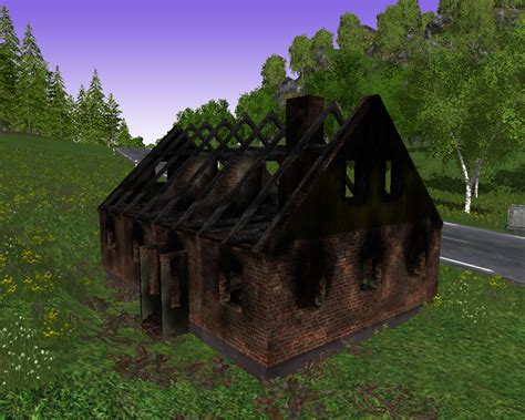 House Ls by House With Ruin V 1 0 For Fs 15 Farming Simulator