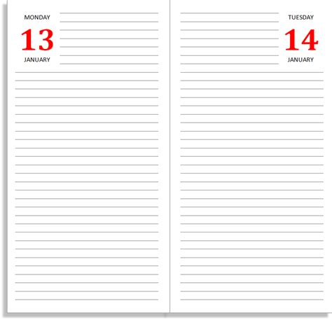 personal daily journal template my all in one place free daily journal sets for the
