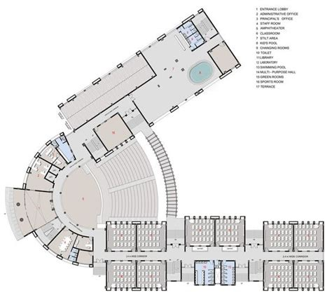 Floor Plans For Schools by