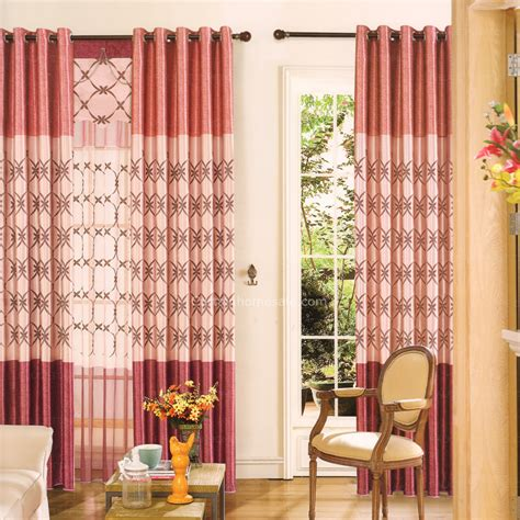 beautiful cheap curtains beautiful pearl pink jacquard cheap modern curtains 2016