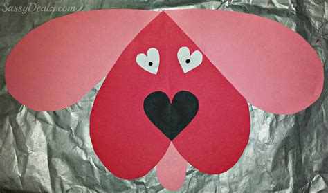 valentines day craft for crafty morning