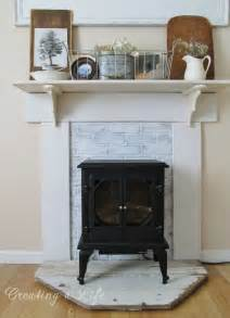 how to build how to build a mantel for electric fireplace