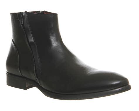 Black Master Boots Laskar Size 39 44 poste cecilio zip boots black leather stiefel