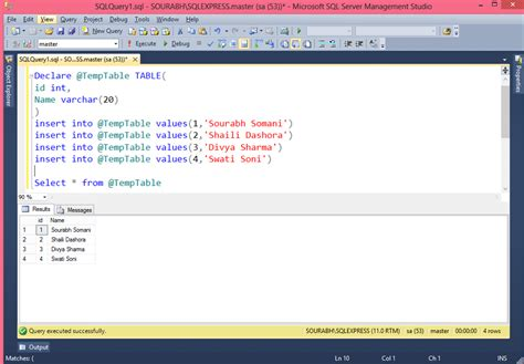 Sql Table Variable by Sql Table Variable Images