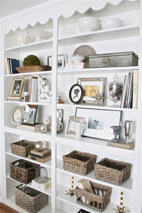 ideas  shelf displays midwest living