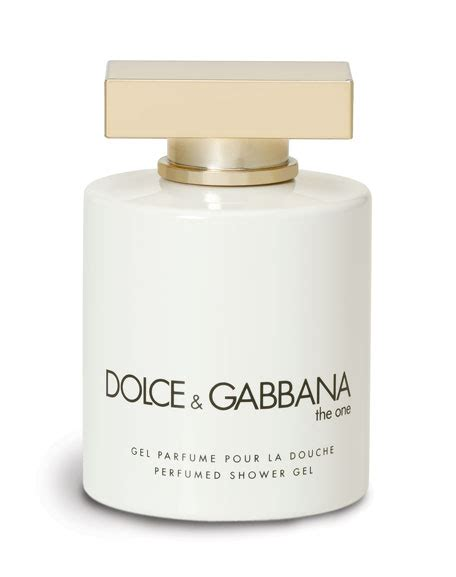 Chagne Shower Gel Floral Fruity dolce gabbana fragrance the one shower gel