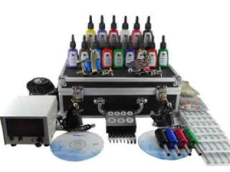 tattoo equipment for sale canada complete tattoo kits equipment set up for sale 290