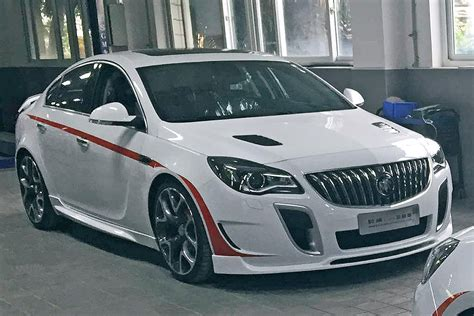 opel insignia 2015 opc 2015 irmscher opel insignia opc modified autos world blog