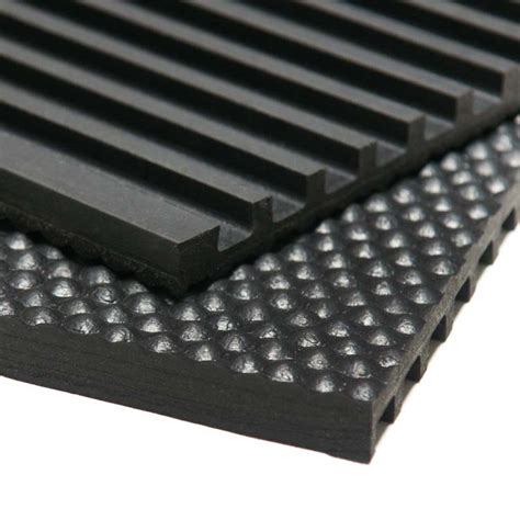 Rubber Stall Flooring by Equine Flex Stall Mat