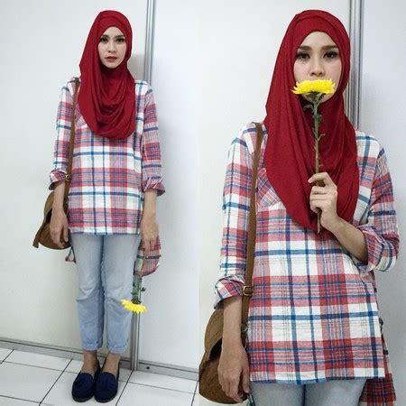 Valatex Celana Jogger Aladin Abu fashion yang cocok untuk kamu cewek tomboy