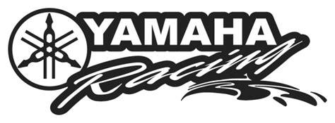 Aufkleber Yamaha Racing by Yamaha Racing Autocollants Stickers