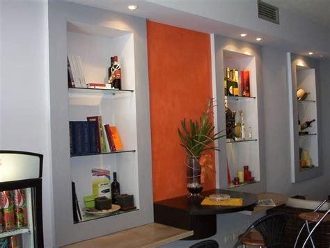 libreria giunti torino parete attrezzata in cartongesso pareti attrezzate