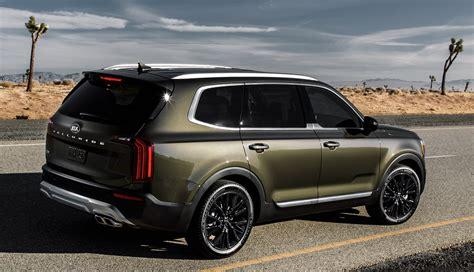 when will the 2020 kia telluride be available 2019 detroit auto show 2020 kia telluride the daily